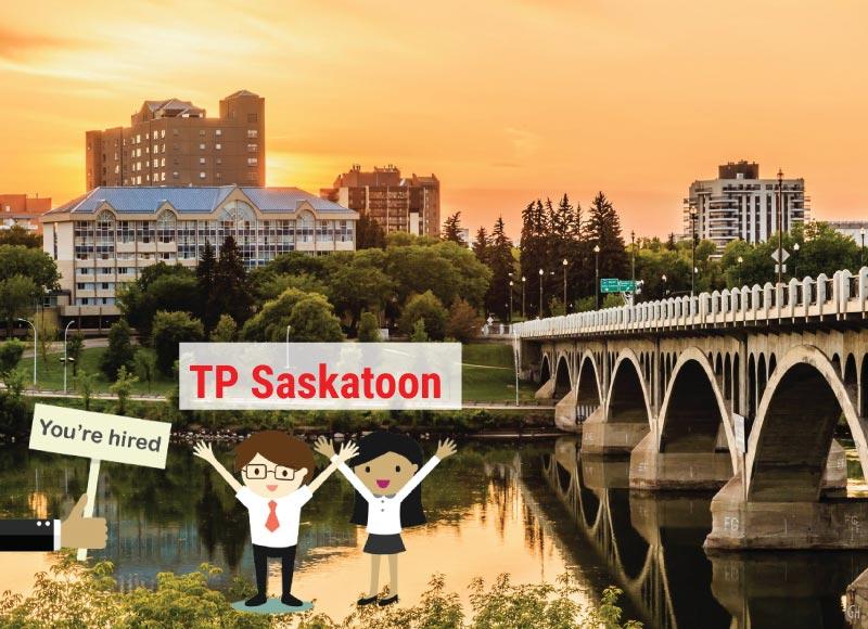 Thành phố Saskatoon Saskechewan