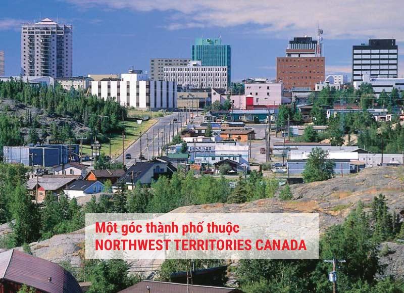 Kinh tế và việc làm tại Northwest Territories