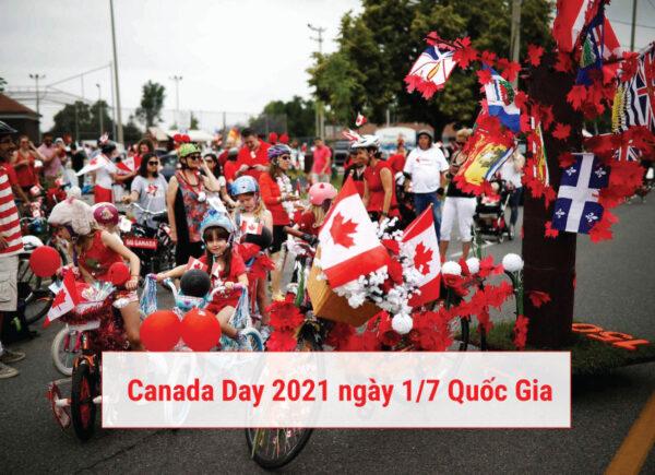 Canada Day 2021 ngày lễ quốc gia đất nước