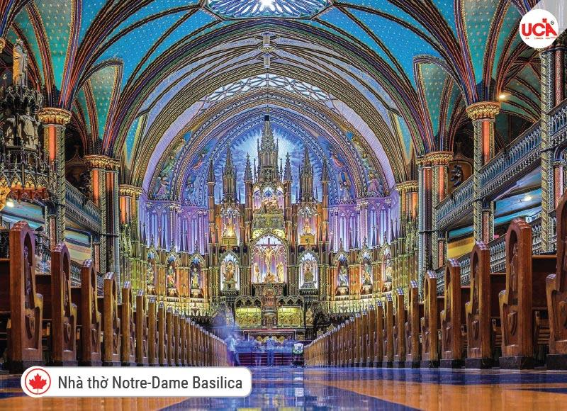 Nhà thờ Notre-Dame Basilica
