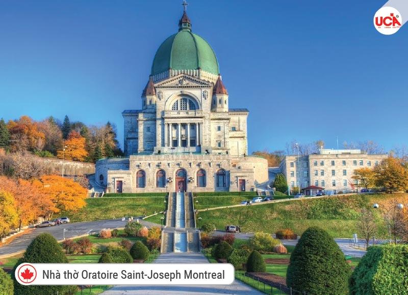 The Oratoire Saint-Joseph Montreal