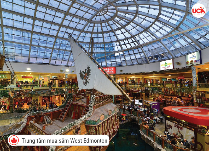 Trung tâm mua sắm West Edmonton