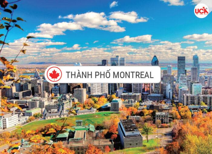Giới thiệu thành phố Montreal Canada