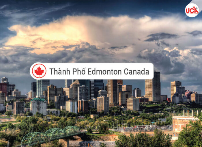 Tìm hiểu thành phố Edmonton Canada