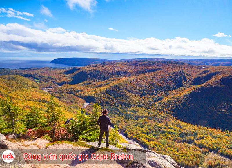 Cape Breton công viên quốc gia