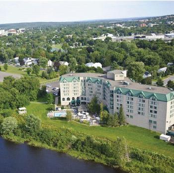 Frederiction thành phố thủ phủ New Brunswick