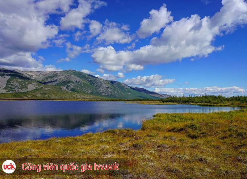 Công viên quốc gia Ivvavik