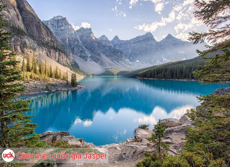 Jasper công viên quốc gia Canada