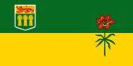 Lá cờ tỉnh bang Saskatchewan