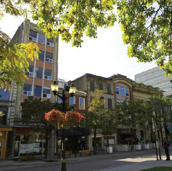 Thành phố moncton Canada