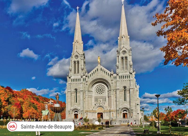 Vương cung thánh đường Sainte-Anne-de-Beaupre