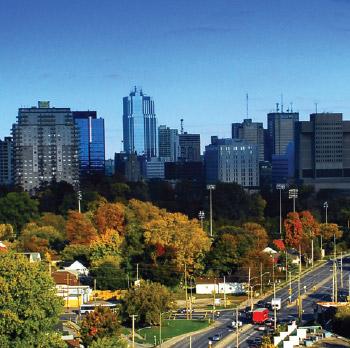thành phố london tỉnh bang Ontario Canada
