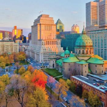 Thành phố Montreal Canada