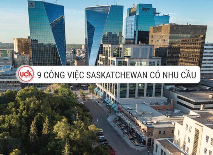9 công việc Saskatchewan có nhu cầu do COVID-19