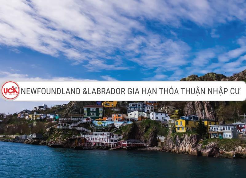 Canada gia hạn thỏa thuận nhập cư với Newfoundland và Labrador