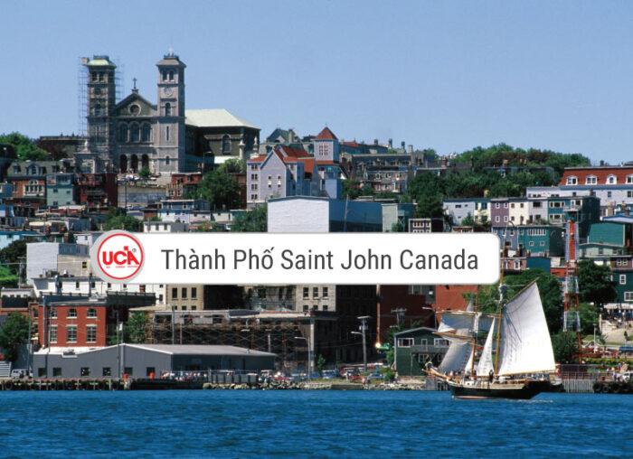 Giới thiệu Saint John Canada