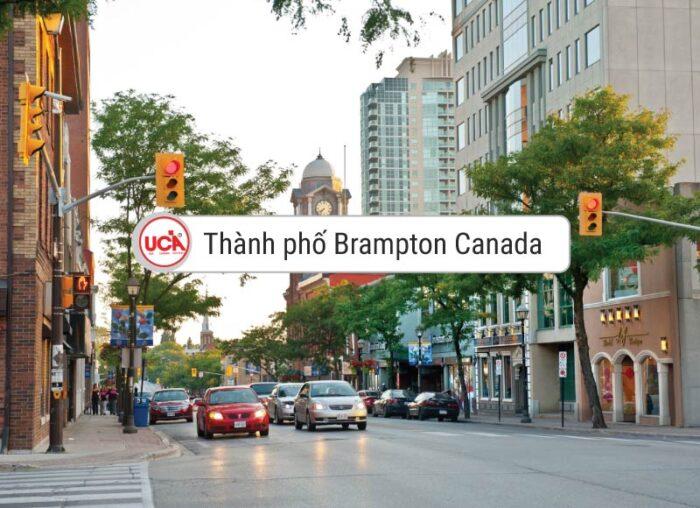Thành phố Brampton Canada tìm hiểu