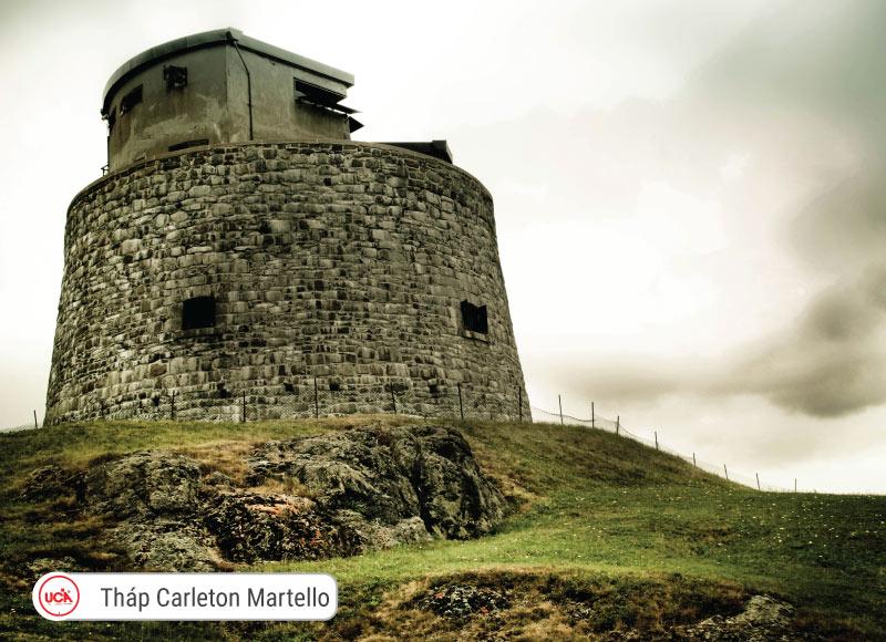 Tháp Carleton Martello canada