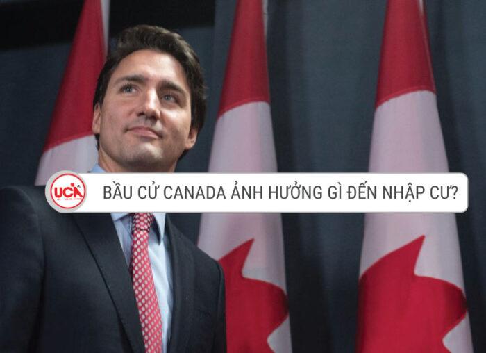 Thủ tướng Canada kêu gọi bầu cử