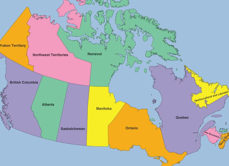 Vai trò của chính quyền bang và lãnh thổ