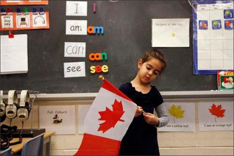 giáo dục tại thành phố Surrey Canada