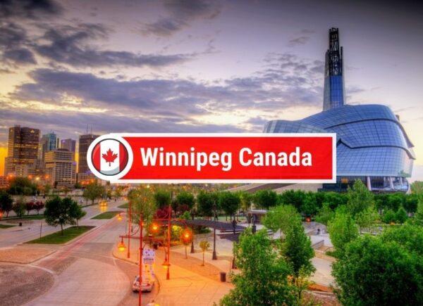 giới thiệu thành phố Winnipeg Canada